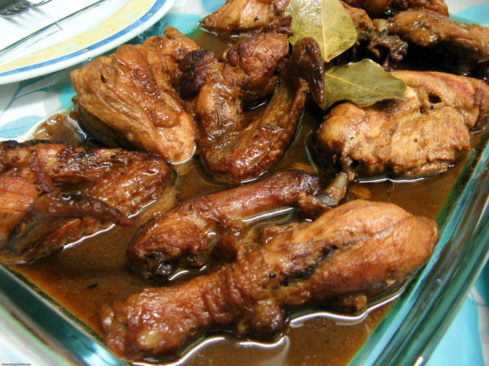 """Lutong Bahay - Chicken Adobo"" by dbgg1979 is licensed under CC BY 2.0"