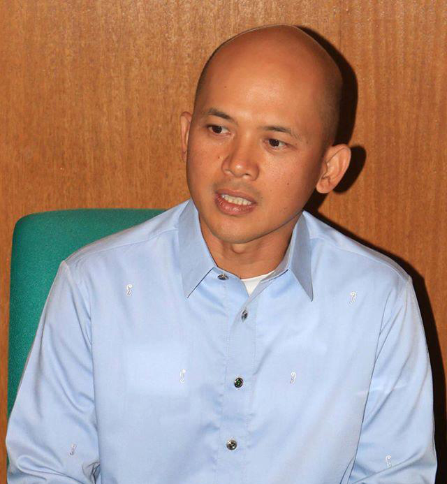 Atty. Rayfrando Diaz. | DNX file photo