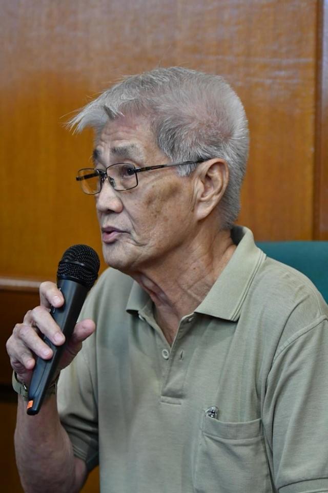 Executive Assistant Joemarie Vargas. | Bacolod City PIO photo.