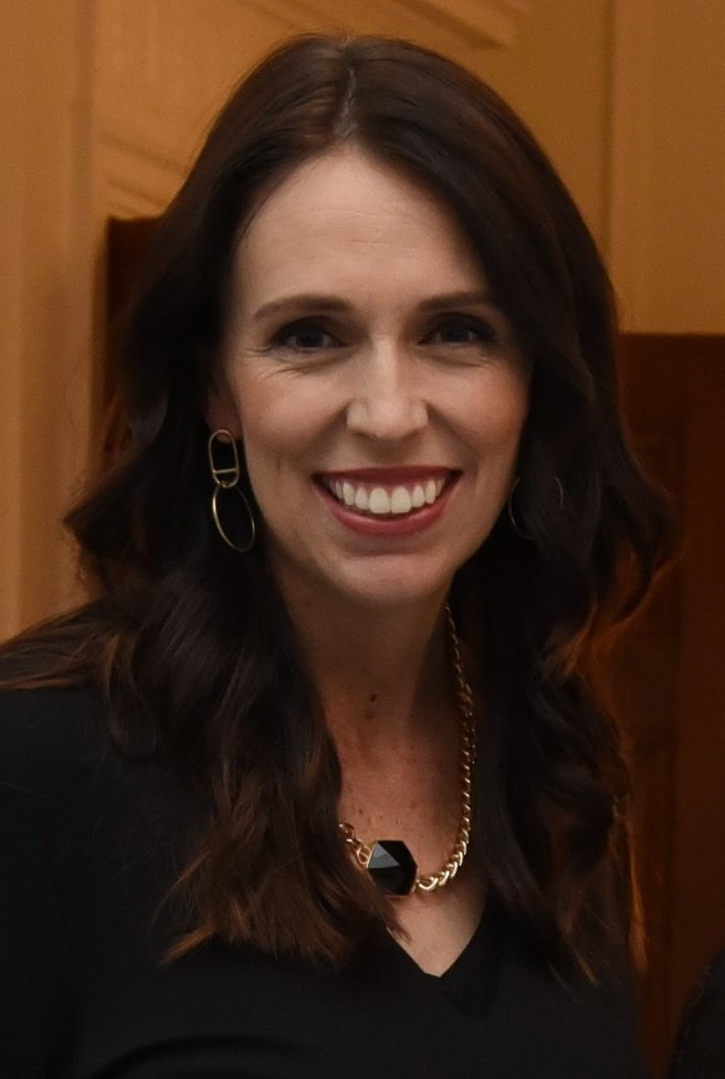 "Prime Minister Jacinda Ardern at the 2018 Arts Foundation Icon Awards. | ""Jacinda Ardern"" by Government House, New Zealand is licensed under CC BY 4.0"