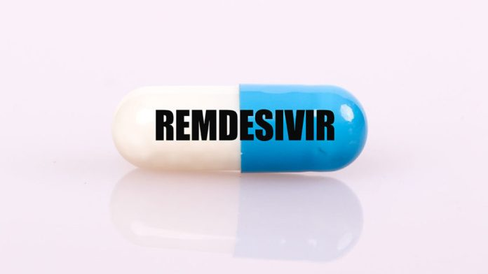 """Medication of antiviral capsule (remdesivir drug) for treatment and prevention of new corona virus infection (COVID-19,novel coronavirus disease)"" by Jernej Furman is licensed under CC BY 2.0"