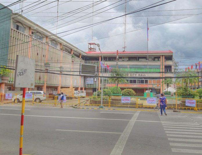 Old Bacolod City Hall. | Photo courtesy of Engr. Benjamin Allan Patrick Paculan.