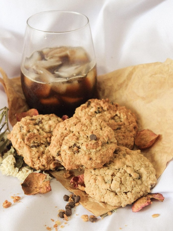 Croute PH's Oatmeal Chocolate Chip Cookies.