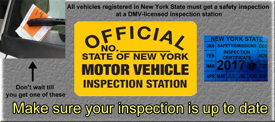 Rhode Island Motor Vehicle Inspection