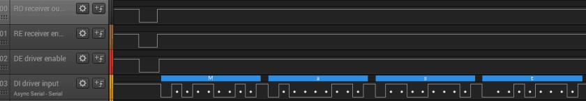 Arduino MAX485 Library driver_input_analyzer_start