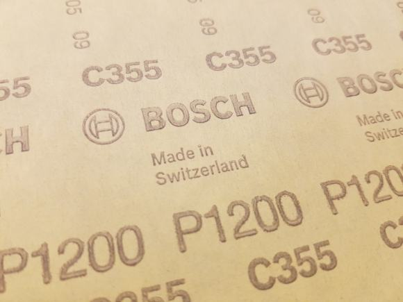 Schmirgelpapier P1200