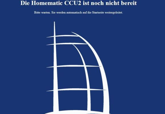 ELV Homematic Bausatz CCU2