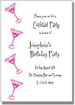 St Birthday Party Invitation Templates Chatterzoom - 21st birthday invitations ideas templates