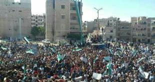الثورة السورية - خيارنا المقاومة - إدلب
