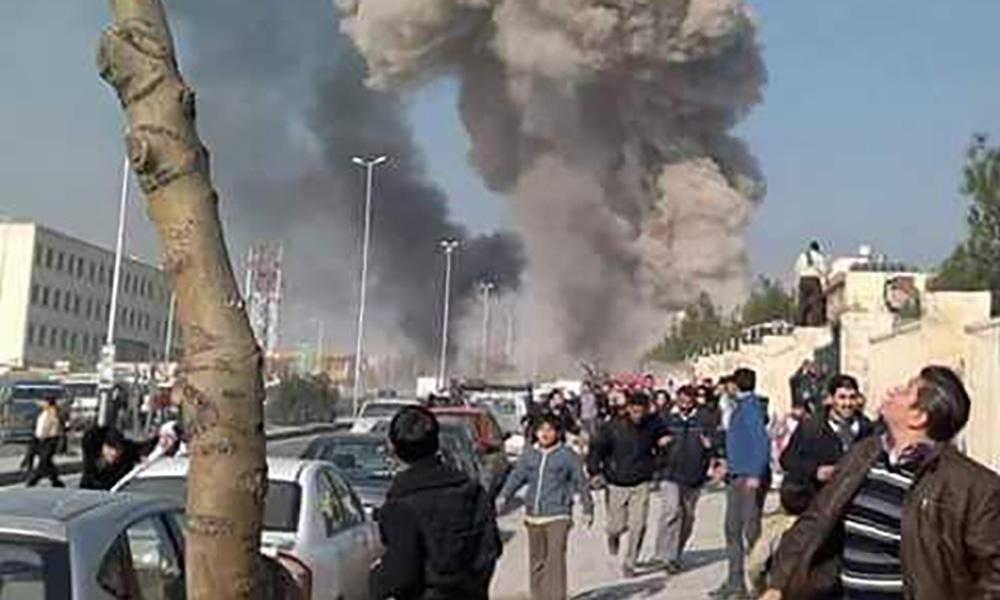 حدث وتعليق - ذكرى مجزرة كلية العمارة في جامعة حلب