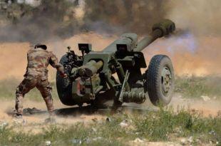 الثورة السورية - معركة الفتح المبين