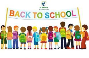 العام الدراسي الجديد - 12 نصيحة لإعداد طفلك لأول يوم دراسي