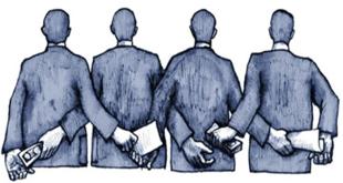 التوعية العامة - الفساد