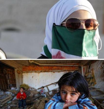 الثورة السورية - غزل بلا عنوان