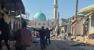 الثورة السورية - اللهم انتقم من روسيا ونظام الأسد