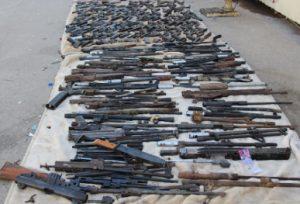 التوعية السياسية - تسليم السلاح ودرس العراق