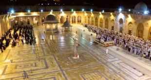 ليلة القدر - الجامع الأموي الكبير بحلب