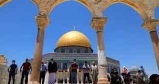حدث وتعليق - المسجد الأقصى - القدس الشريف