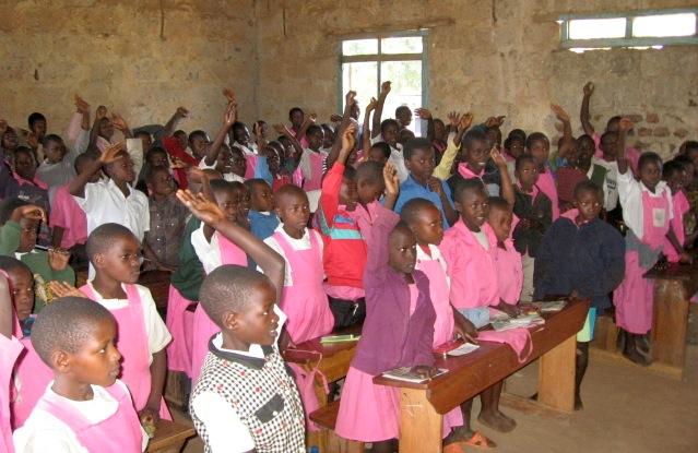 achieving universal primary education Achieving universal primary education by 2015 a chance for every child barbara bruns, alain mingat, and ramahatra rakotomalala the world bank washington, dc.