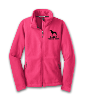 ladies-pink-fleece