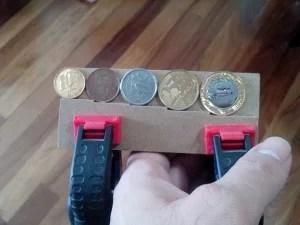 sensor de moedas