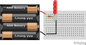 LED em paralelo | cálculo de resistores