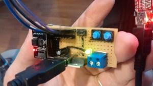 Adaptador caseiro   programar esp8266