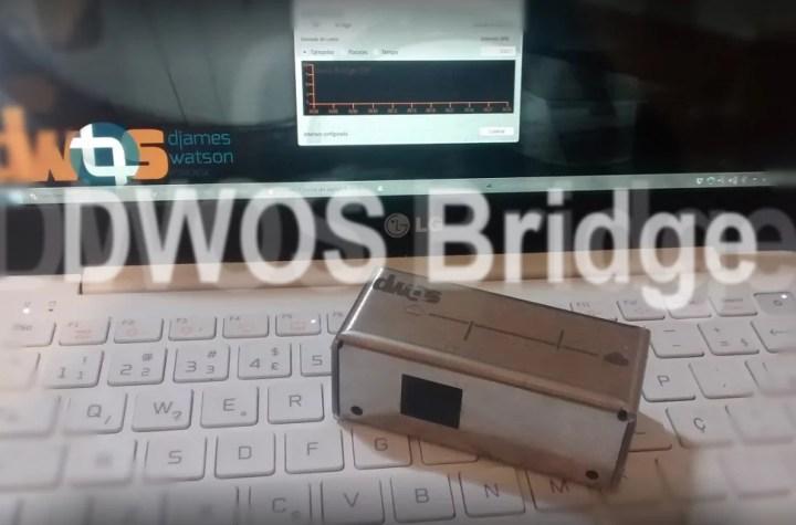 DWOS Bridge | bridge transparente