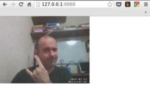 webcam | servidor de câmera
