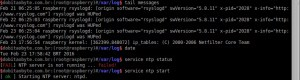 Network Time Protocol | Servidor DNS