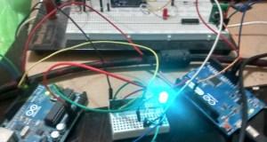 rádio frequência com Arduino