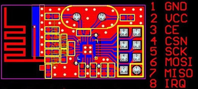 Módulo NRF24L01 com Arduino • Do bit Ao Byte