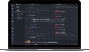 PlatformIO IDE | Robôs quadrúpedes