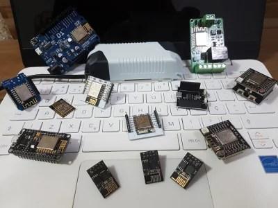 MQTT no ESP8266 | webserver com micropython