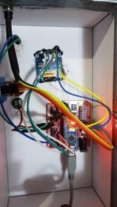 Montagem da bomba com Arduino