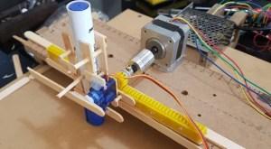 carro - impressora com Arduino