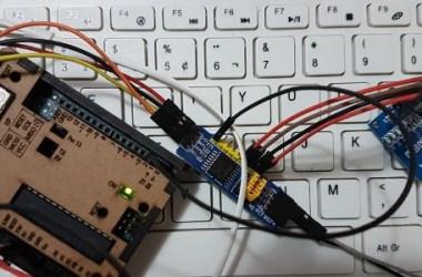 teclado capacitivo