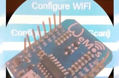 WiFi Manager com ESP8266   chamada