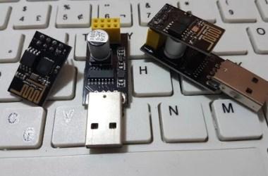 Adaptador para ESP-01 | repetidor wifi