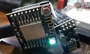mesh com NRF24L01