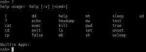 nsh - Como configurar a porta USB no STM32F103