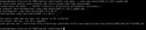Ubuntu, CUDA, OpenCV