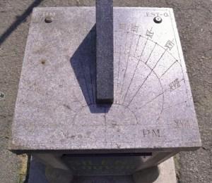 como fazer um relógio cuco - relógio de sol
