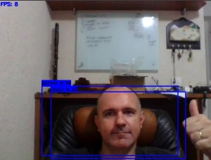YOLO com Keras - webcam