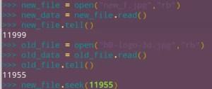 arquivo binário
