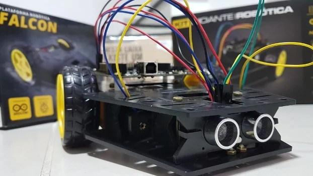 Kit Iniciante para Robótica Robocore