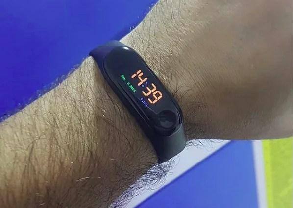 Wristband com ESP32