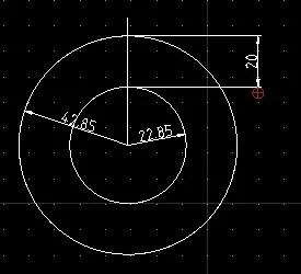 Parafuso de Arquimedes - eixo correto