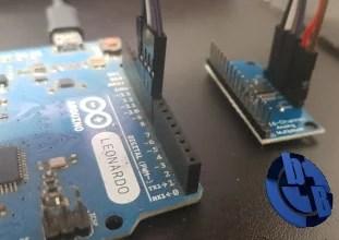 leitura digital | CD74HC4067 com Arduino