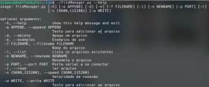 Gerenciador de arquivos para ESP8266